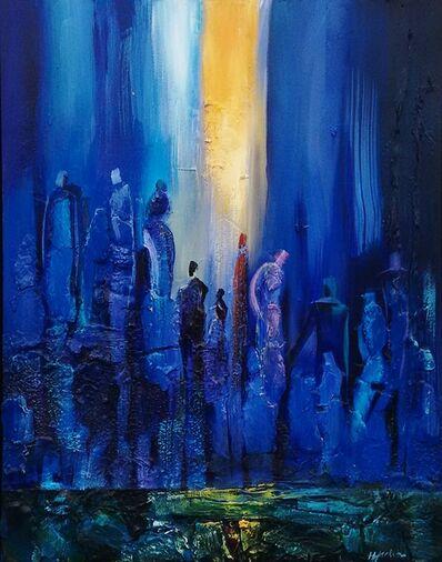Hubert Jackson, 'The Procession ', 2016