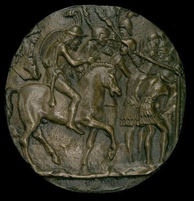 Pseudo Melioli, 'Romans Passing Under the Yoke', late 15th -early 16th century
