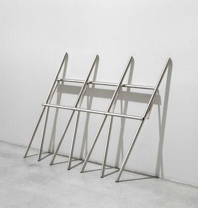 "Richard Tuttle, '""Making Silver"", 2.', 2013"