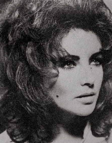 Russell Young, 'Liz Taylor', 2011