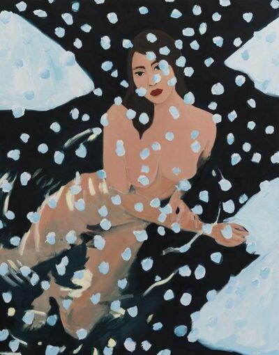 Becky Kolsrud, 'Nude in Snow', 2018