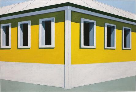 Emilio Sanchez, 'Yellow House', 1965
