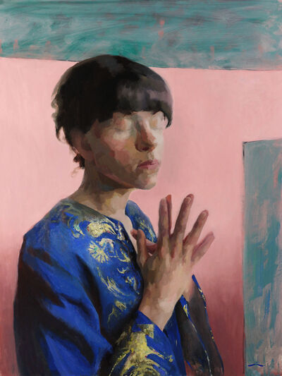 Mia Bergeron, 'Shangri-La', 2018