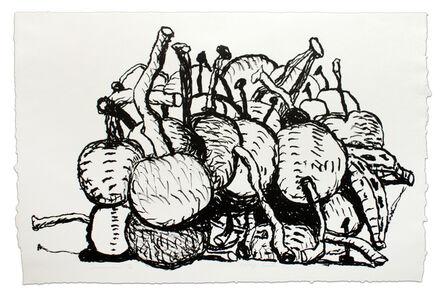 Philip Guston, 'Summer', 1980