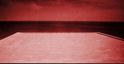 Peter Welz, 'study [casa malaparte] IV', 2014