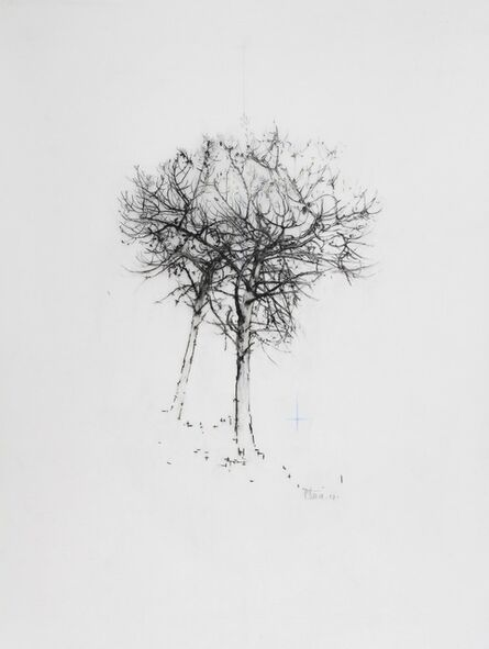 Laurie Steen, 'Sonnet VI, 21-17'