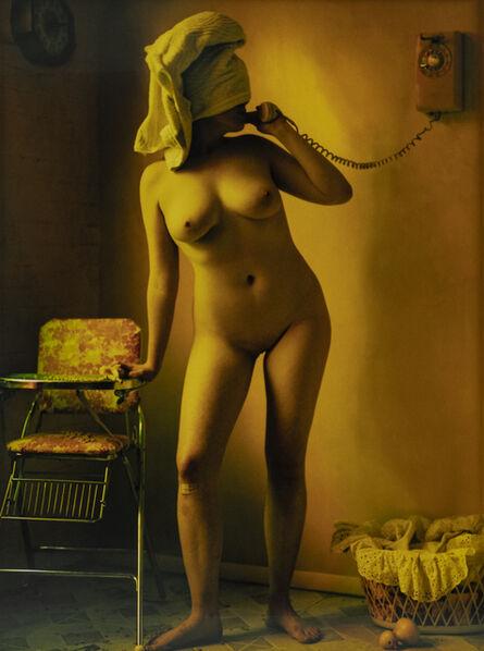 Jeff Bark, 'Flesh Rainbow (June in the Suburbs)', 2008
