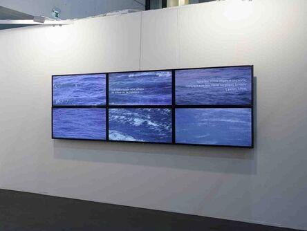 Antoni Muntadas, 'Aller-Retour', 2017