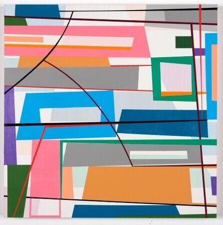 Gary Petersen, 'Hollywood Square #1', 2017