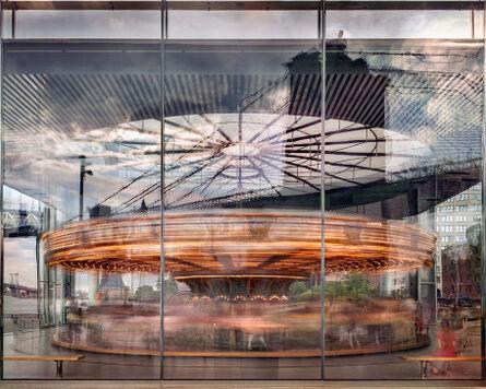 Matthew Pillsbury, 'Jane's Carousel, Brooklyn, NY', 2016