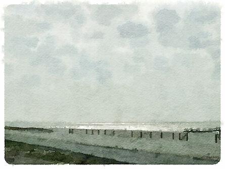 Anne M Bray, 'Gulf Reflection, MS', 2014