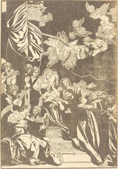 John Baptist Jackson after Veronese, 'The Mystic Marriage of Saint Catherine', 1740