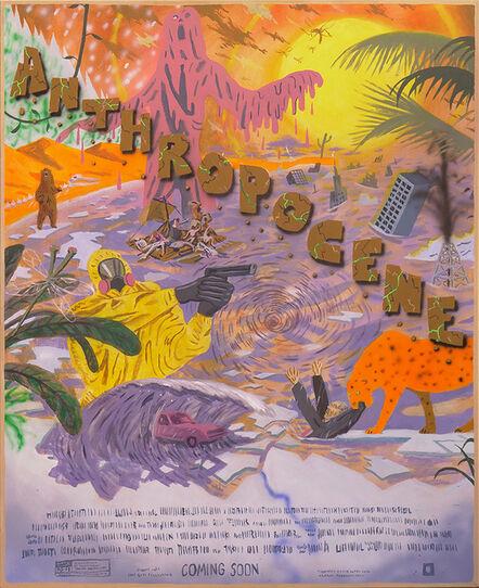 Woodrow White, 'Anthropocene', 2017