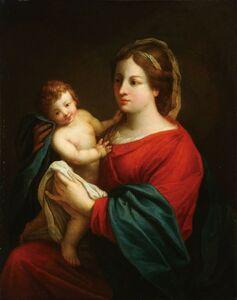 Pierre Mignard I, 'Virgin and Child', ca. 1650