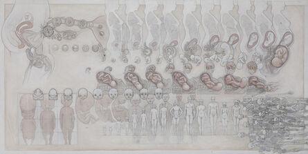 Casey Cripe, 'Human Lifecycle (v.1.3)'