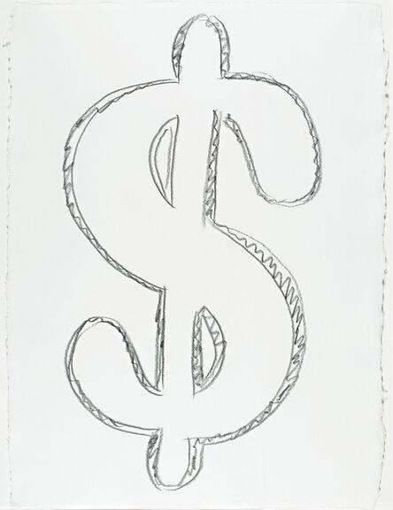 Andy Warhol, 'Dollar Sign', 1981