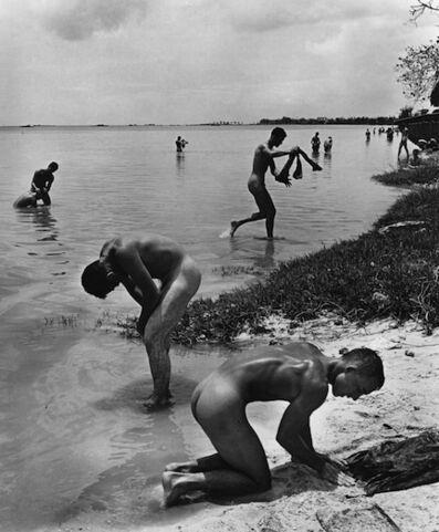Peter Stackpole, '2nd Marine Division, Saipan', 1944-printed circa 1993