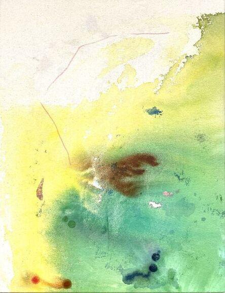 Melissa McGill (b. 1969), 'Jade And Topaz', 2021