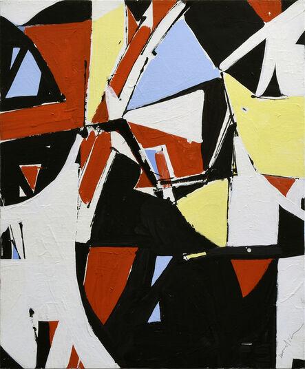 Beatrice Mandelman, 'Rift #7 ', 1986