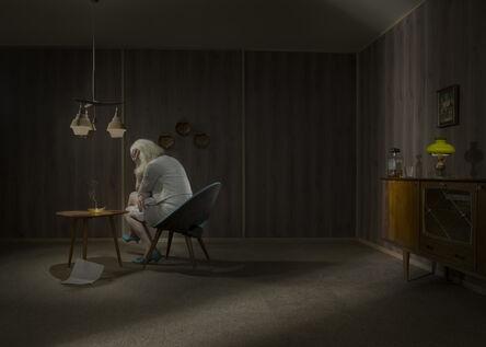 Ole Marius Jørgensen, 'The Letter', 2016