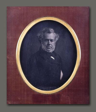Martin M. Lawrence, 'Portrait of James Watson Webb (1802-1884)', 1850-51