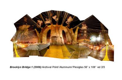 Jeremy Kidd, 'Brooklyn Bridge 1', 2006