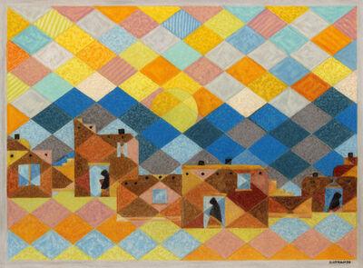 Emil Bisttram, 'Untitled Adobes', 1939