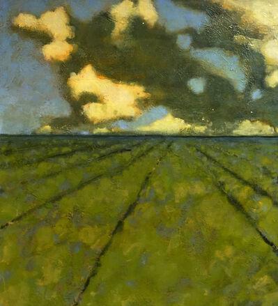 David Konigsberg, 'June Field', 2015