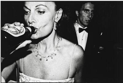 Jean Pigozzi, 'Diane von Furstenberg, Venice, Italy, 1991', 1991