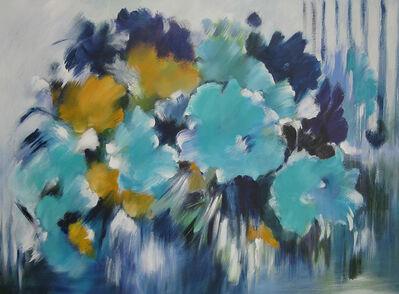 Claudette Lefrancois, 'Secret bleu', 2015