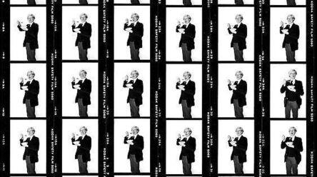 Bobby Grossman, 'Andy Warhol - Corn Flakes Contact Sheet', 1978-2012