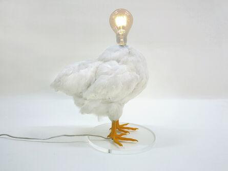 Sebastian Errazuriz, 'Chicken Lamp', 2014