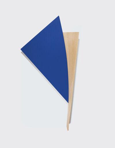 Tony Delap, 'Bluey-Bluey', 1992