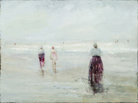 France Jodoin, 'The Beauty of the Morning, Silent, Bare', 2019