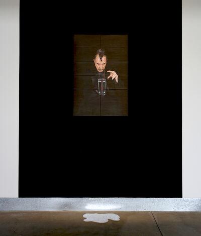 Lindsey White, 'The Hypnotist (installation view)', 2014