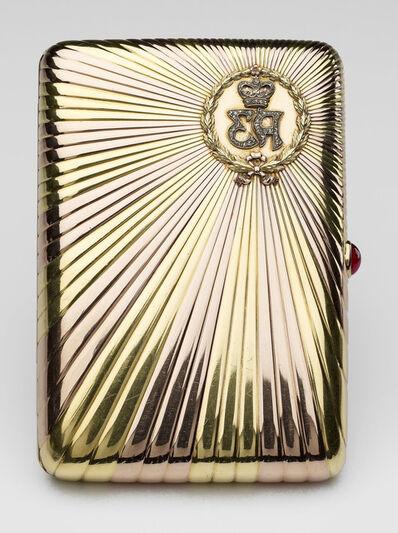 Carl Faberg, 'Cigarette case', 1903