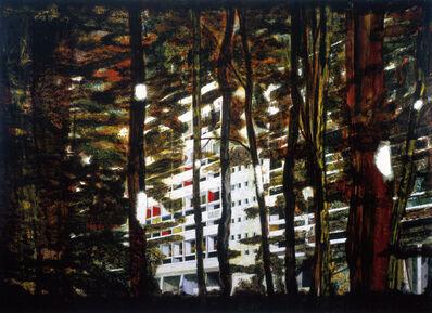 Peter Doig, 'Concrete Cabin II', 1992