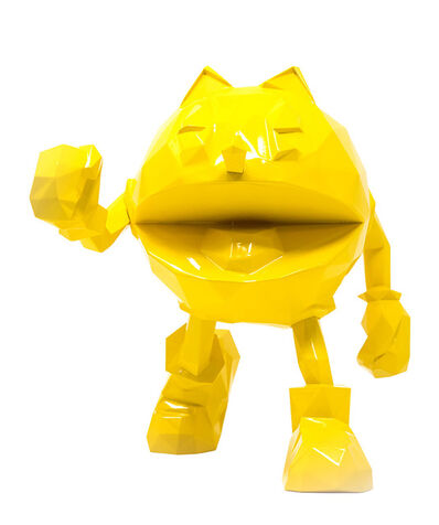 Richard Orlinski, ''Pac Man' (figure)', 2019