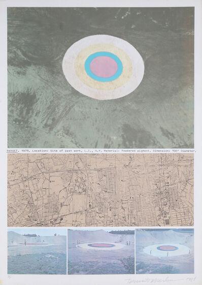 Dennis Oppenheim, 'Target', 1981