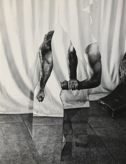 Ibrahim Ahmed, 'you can't recognise what you don't know, figure #68', 2020