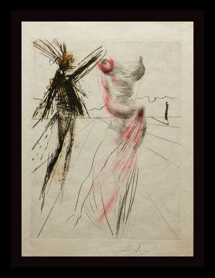Salvador Dalí, 'Faust Buste', 1969