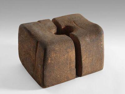 Eduardo Chillida, 'Lurra M-7 (Earth M-7)', 1995