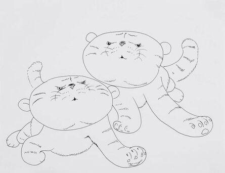 Song Ta 宋拓, 'Little Tigers', 2012