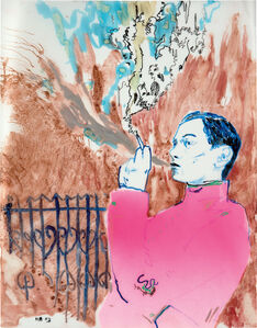 Hernan Bas, 'Untitled', 2003
