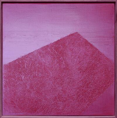 Zhou Jie 周杰, '-∞·红蓝 Red and Blue ', 2015