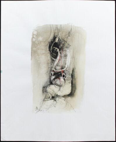 Ryo Hirano, 'Woman Left Behind', 1989