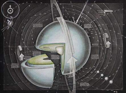 Casey Cripe, 'Planets: Uranus (v.1.1)', 2015