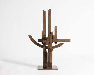 Marino di Teana, 'Hommage Aux Sciences - Nancy', 1978-2011