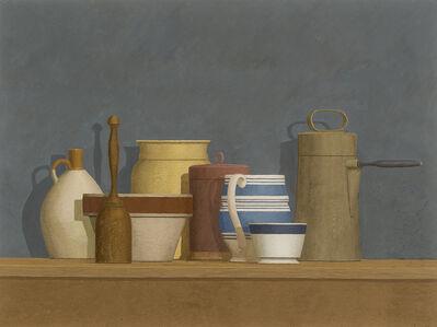 William Bailey, 'Still Life - Niccone', 1982