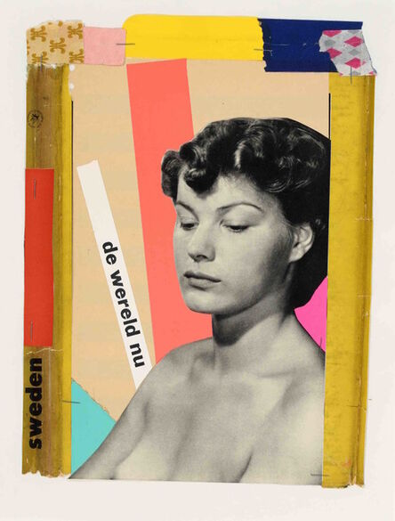 Duncan Hannah, 'Collage'